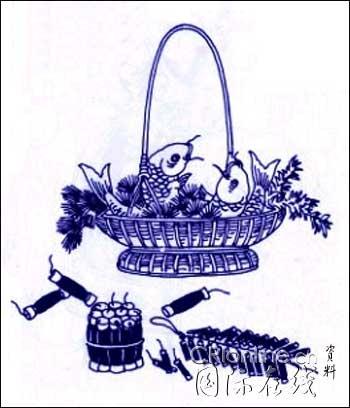 中国传统图案及寓意